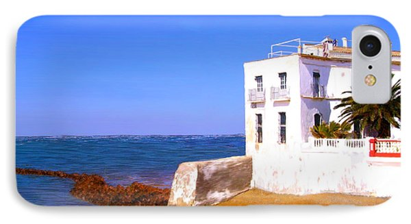 Cortijo On The Beach IPhone Case