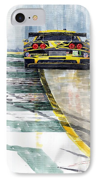 Corvette C6 IPhone Case