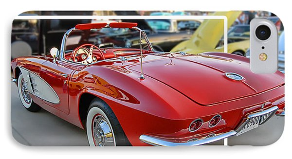 IPhone Case featuring the photograph Corvette Cool by Dyle   Warren