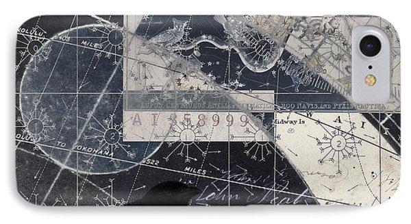 Corvus Star Chart IPhone Case