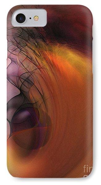 Cosmic IPhone Case by Karin Kuhlmann