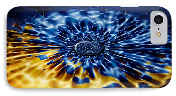 Cosmic Confection IPhone Case by Wendy J St Christopher