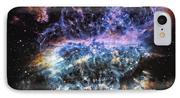 Cosmic Infinity 2 Phone Case by Jennifer Rondinelli Reilly - Fine Art Photography