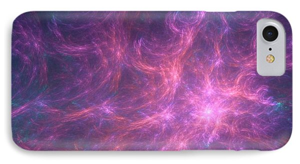 Cosmic Inflation Artwork IPhone Case