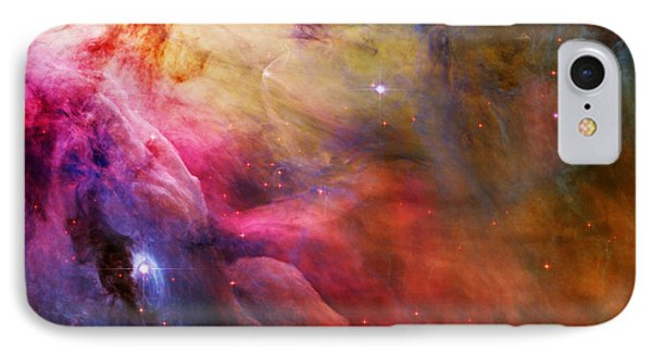 Cosmic Orion Nebula IPhone Case by Celestial Images