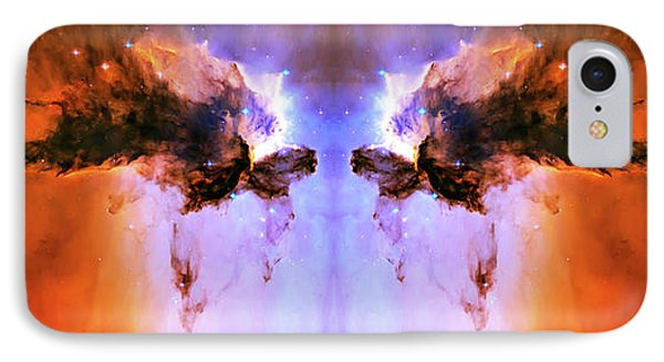 Cosmic Release Phone Case by Jennifer Rondinelli Reilly - Fine Art Photography