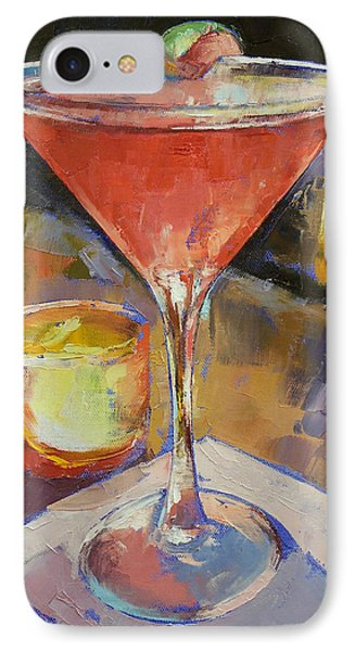 Cosmopolitan IPhone 7 Case by Michael Creese