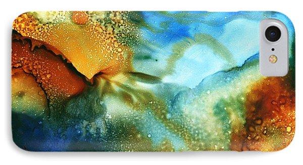Cosmos I IPhone Case by Yolanda Koh