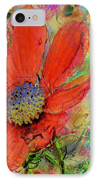 Cosmos Flower No. 1 IPhone Case