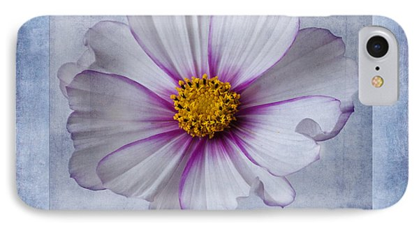 Cosmos With Textures IPhone Case by John Edwards