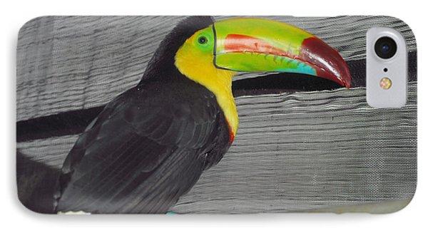 Costa Rican Toucan IPhone Case