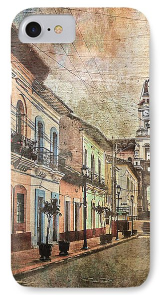 Cotacachi Morning IPhone Case