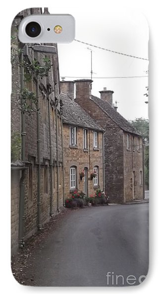 Cotswold Cottages Phone Case by John Williams