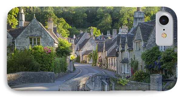 Cotswold Village IPhone Case by Brian Jannsen