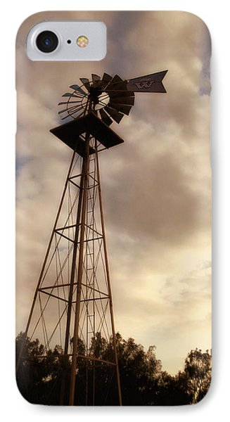 Cotton Skies Phone Case by Glenn McCarthy Art and Photography