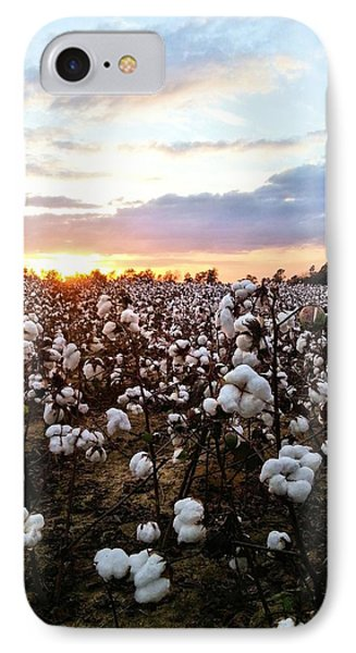 Cotton Soft IPhone Case by JC Findley