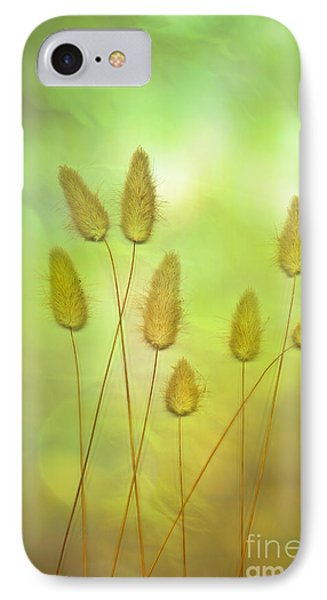 Cottontails IPhone Case by Jan Bickerton