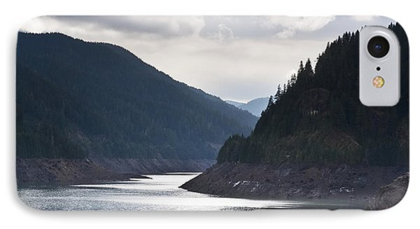 IPhone Case featuring the photograph Cougar Reservoir by Belinda Greb