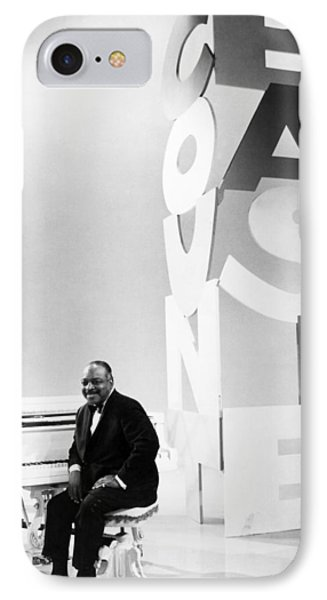Count Basie (1904-1984) Phone Case by Granger