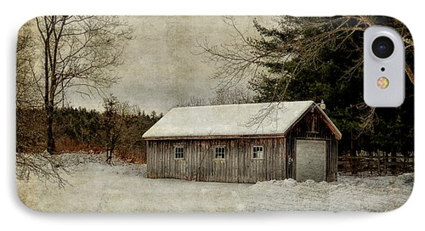 Country Barn IPhone Case by Tricia Marchlik