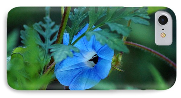 Country Blue Phone Case by Kim Pate