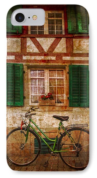Country Charm Phone Case by Debra and Dave Vanderlaan