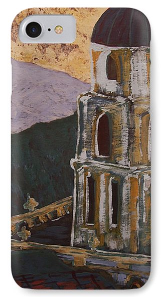 Country Church II Phone Case by Oscar Penalber