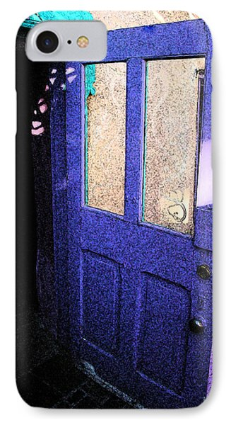 Country Door IPhone Case
