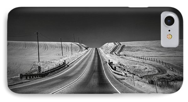 Country Farm Road Phone Case by Anthony Citro