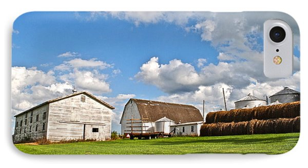 Country Farm Phone Case by Frozen in Time Fine Art Photography