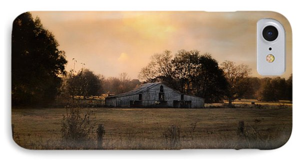 Country Heirloom IPhone Case by Jai Johnson