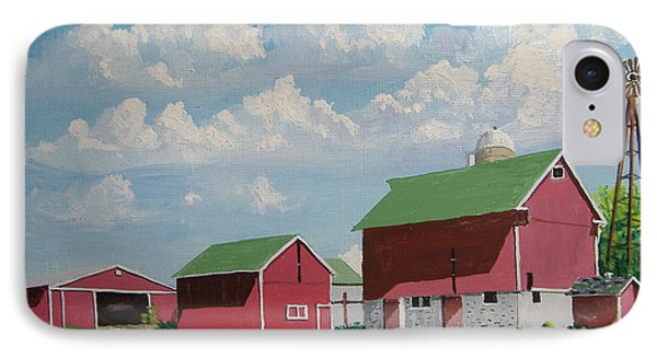 Country Home Phone Case by Norm Starks