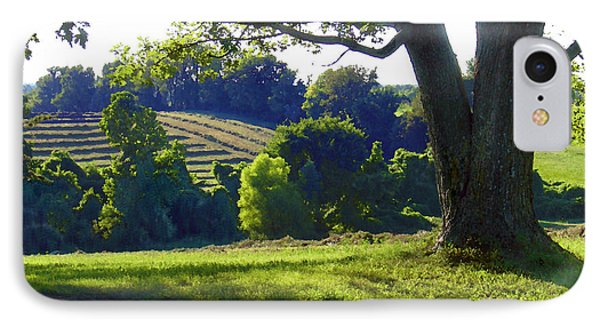 Country Landscape IPhone Case