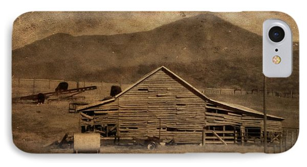Country Living In Shenandoah Valley IPhone Case
