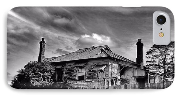 IPhone Case featuring the photograph Country Mansion by Wallaroo Images