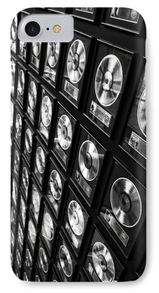 Country Music Records IPhone Case