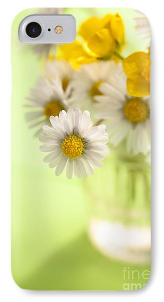 Country Posy Phone Case by Jan Bickerton
