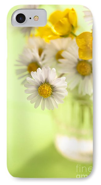 Country Posy IPhone Case by Jan Bickerton