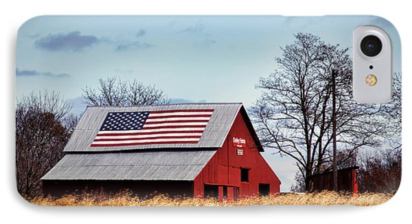 Country Pride IPhone Case by Cricket Hackmann