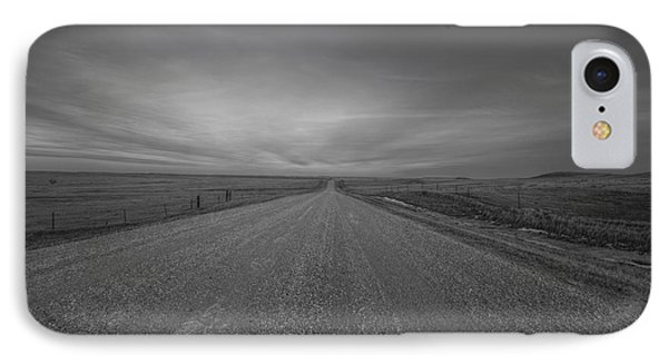 A Country Road Of South Dakota IPhone Case