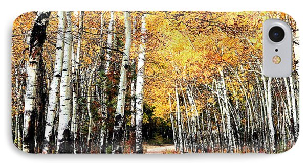 IPhone Case featuring the photograph Country Roads by Steven Reed