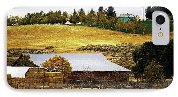 Country Scene IPhone Case