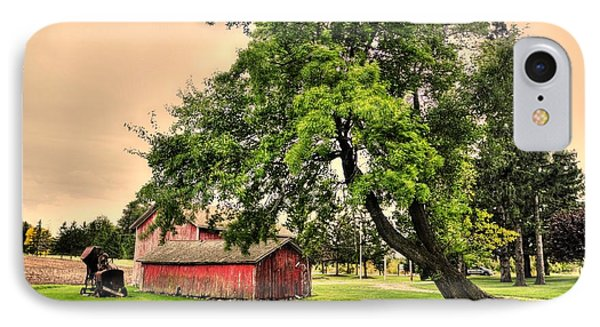 Country Scene Phone Case by Kathleen Struckle