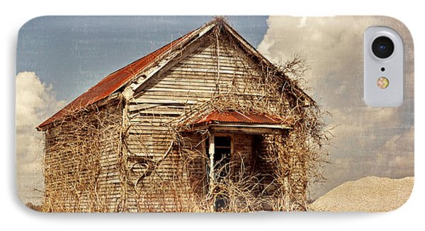 Country Schoolhouse  Phone Case by Marty Koch