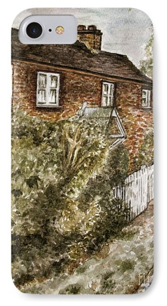 Old English Cottage IPhone Case