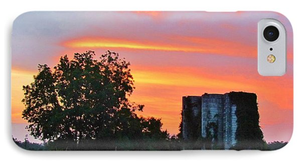 Country Sky IPhone Case by Cynthia Guinn