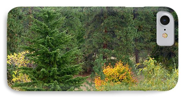 Country Solitude IPhone Case by Will Borden