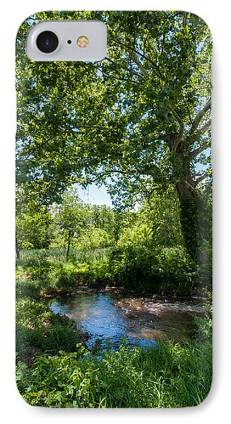 Country Tranquility IPhone Case by Jim Moore