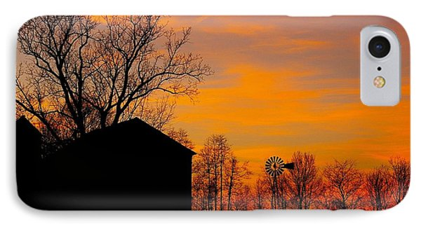 Country View IPhone Case