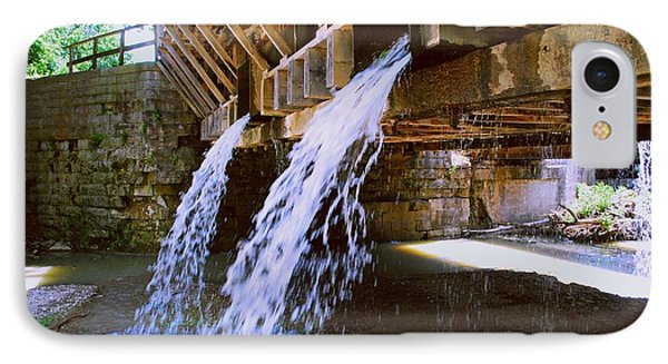 Country Waterfall IPhone Case